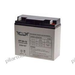 Akumulator żelowy AGM WM OT20-12V. Pozostałe