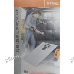 Worki do odkurzaczy STIHL SE61 SE61E SE62 SE62E SE122E. Pozostałe