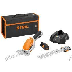 Wykaszarka akumulatorowa STIHL HSA 26. Nożyce i sekatory