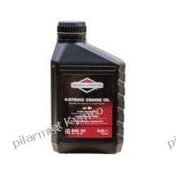 Olej silnikowy Briggs&Stratton 4T SAE30 0.6L - olej do kosiarek (traktorków). Chemia