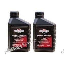 Olej silnikowy Briggs&Stratton 4T SAE30 1.2L - olej do kosiarek (traktorków). Chemia