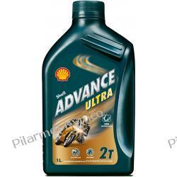 Shell Advance New Ultra 2T - olej do silników dwusuwowych. Do układów chłodzenia
