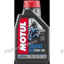 Olej silnikowy MOTUL 3000 4T 10W-40. Linki i pancerze
