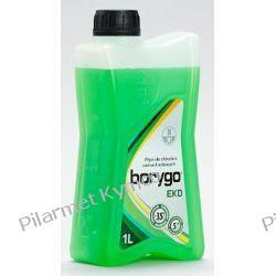 BORYGO Eko 1L - płyn do chłodnic (kolor zielony). Do układów chłodzenia