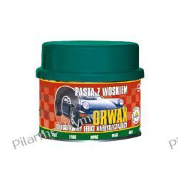 ORWAX - pasta polerska z woskiem + gąbka do polerki. Kufry