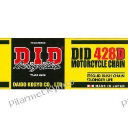 Najnowszy łańcuch napędowy japońskiej marki D.I.D. 428D do KYMCO Activ / Nexxon. Łańcuchy i zębatki
