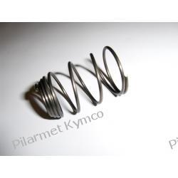 Sprężyna siatkowego filtra oleju do silników czterosuwowych Kymco 4T 50 / 125 / 150 / 200 / 250 / 300 / 500ccm. Owiewki
