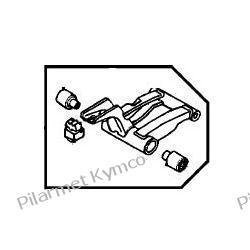 Kompletny wahacz mocowania silnika do Kymco ZX 50 Super Fever / KB / Meteorit 50. Bagażniki