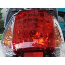 Lampa świateł tylnych do skuterów Kymco Vitality 50 2T/4T. Linki i cięgna
