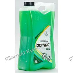 BORYGO Eko 5L - płyn do chłodnic (kolor zielony). Do układów chłodzenia