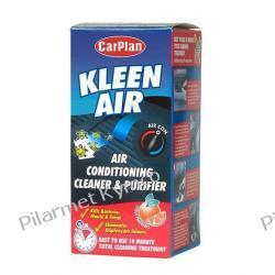 KLEEN AIR - preparat do czyszczenia i odkażania klimatyzacji samochodowych. Bagażniki