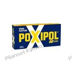 Klej POXIPOL epoksydowy dwuskładnikowy. Bagażniki