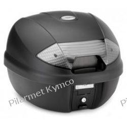 Kufer włoskiej marki KAPPA K30 Tech Monolock + płyta montażowa.