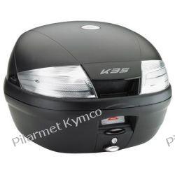 Kufer włoskiej marki KAPPA K35 Tech Monolock + płyta montażowa.