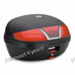 Kufer włoskiej marki KAPPA K46 Monolock + płyta montażowa.