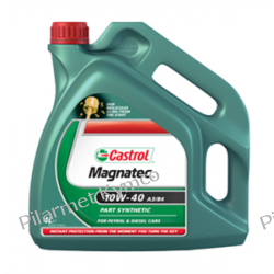 Castrol Magnatec 10W-40 - olej do silników. Powietrza