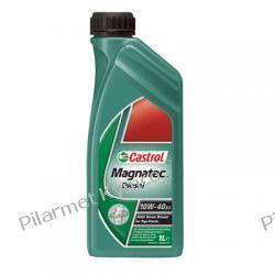 Castrol Magnatec Diesel 10W-40 - olej do silników. Półsyntetyczne