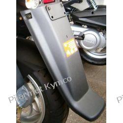 Chlapacz tylny z mocowaniem do Kymco Agility 50/125 R12. Korki wlewu