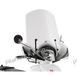 Szyba włoskiej marki KAPPA 6102A+mocowanie A6102A do Kymco Like.