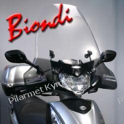 Szyba czołowa włoskiej marki BIONDI Club do Kymco People GTi 125i/200i/300i.