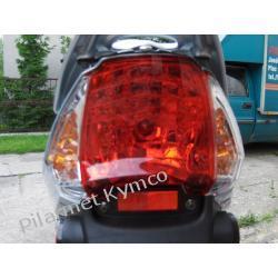 Klosz / szkło świateł tylnych do Kymco Vitality 50 2T/4T.
