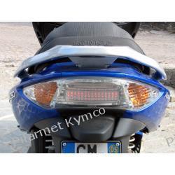 Klosz / szkło świateł tylnych do maxi skuterów Kymco Xciting 500 | 500i.