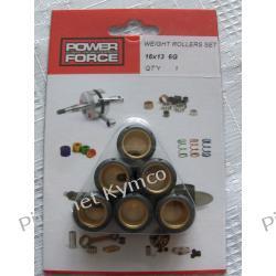 Rolki wariatora znanej marki Power Force 16x13mm. Uniwersalne