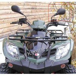 Lusterko lewe do ATV Kymco MXU 50|150|250|300/KXR. Tarcze
