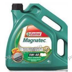 Castrol Magnatec 5W-40 C3 - olej do silników. Oleje, płyny eksploatacyjne