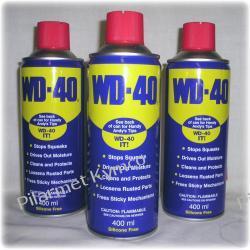 WD-40 preparat uniwersalny (200ml). Smary