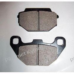 Oryginalne klocki hamulcowe do KYMCO MXU150|MX'er150 - tył.