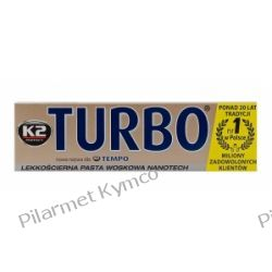 K2 TURBO dawniej TEMPO - pasta do odnowy i nabłyszczania lakieru. Pozostałe