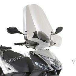 Szyba włoskiej marki GIVI 440A+mocowanie A6106A do Kymco Agility 16+.
