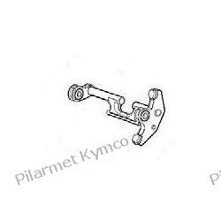 Kompletny wahacz mocowania silnika do Kymco New Dink 125|200i. Stopki