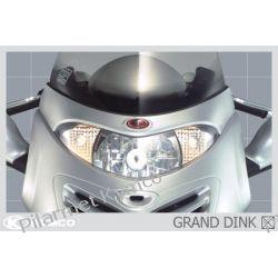 Reflektor przedni kpl. do maxi skuterów KYMCO Grand Dink 125/250. Owiewki