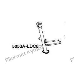 Podnóżek boczny (stopka boczna) Kymco Agility 50 4T R12. Łańcuchy