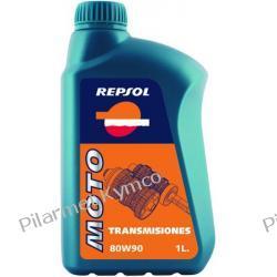 REPSOL Moto Transmisiones 80W-90 - olej przekładniowy. Tarcze