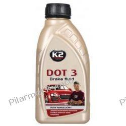 DOT-3 K2 - płyn do układów hamulcowych. Oleje, płyny eksploatacyjne