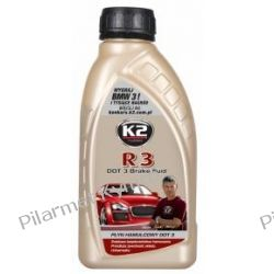 R-3 K2 - płyn do układów hamulcowych. Bagażniki