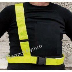 Pas odblaskowy BIKETEC Safe Belt. Owiewki
