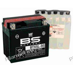 Akumulator bezobsługowy BS do Kymco Super 9s 50|Agility 50 4T (2005 Pozostałe