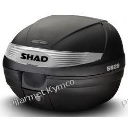 Kufer SHAD SH29 Top Cases + podstawa mocująca. Bagażniki