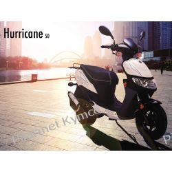 KEEWAY HURRICANE 50 2T + olej Shell VSX2 1l. Motocykle