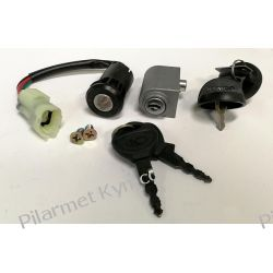 Stacyjka kpl. do ATV KYMCO KXR 250. Akumulatory
