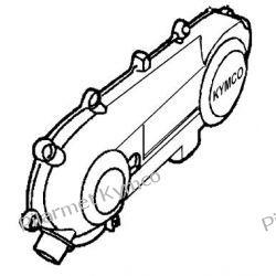 Oryginalna pokrywa przekładni pasowej CVT do Kymco Agility 50 FR 2T|RS 50 2T|Vitality 50 2T.