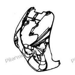 Przednia owiewka przodu do Kymco Vitality 50 2T|4T.