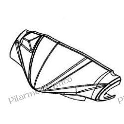 Przednia owiewka kierownicy do Kymco Vitality 50 2T|4T. Owiewki