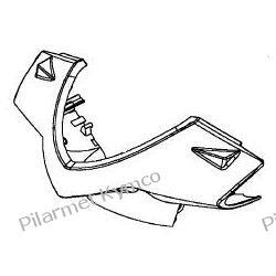 Przednia owiewka kierownicy do Kymco Agility City 50|125|150|200i. Pozostałe