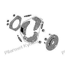 Oryginalne sprzęgło odśrodkowe do KYMCO Like 125|LX 125. Motoryzacja