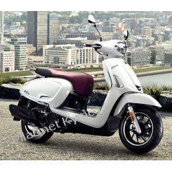 """KYMCO LIKE II 125i ABS Noodoe (Euro 4) - 2019"""". Motocykle"""